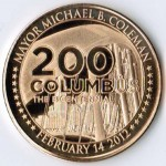 Michael Coleman Coin