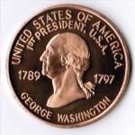 U.S. Vintage Quarter 1789