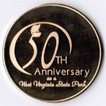 50th Anniversary Coin