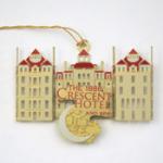 The Crecent Hotel Ornament