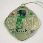 Breaks Interstate Park Ornament