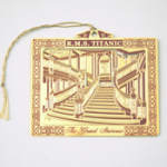 RMS Titanic Ornament